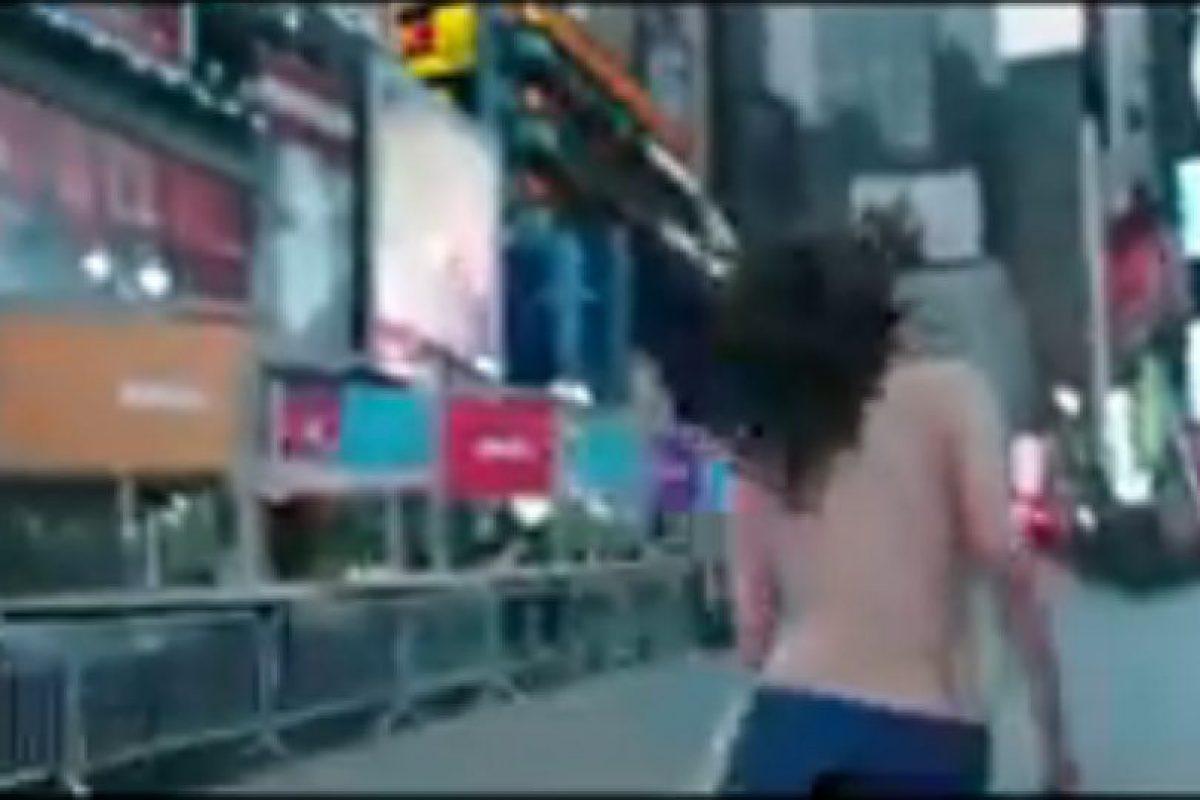 El movimiento Free the Nipple surgió como respuesta a la censura que existe sobre el cuerpo femenino Foto:Fresh Movie Trailers. Imagen Por: