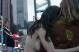 """Lina Esco, directora de la cinta """"Free the Nipple"""" Foto:Fresh Movie Trailers. Imagen Por:"""