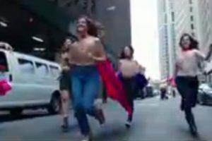 """Free the Nipple"" Foto:Fresh Movie Trailers. Imagen Por:"
