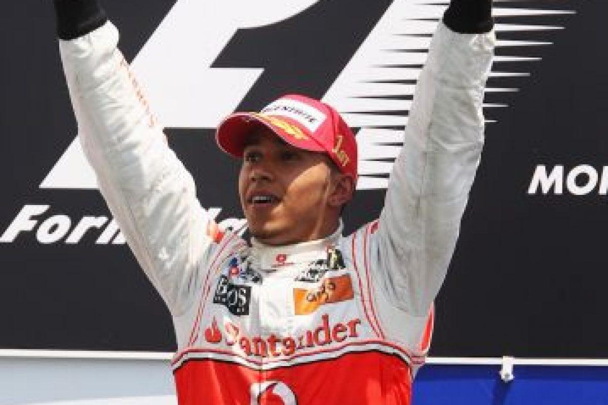 El 10 de junio de 2010 ganó el GP de Canadá Foto:Getty Images. Imagen Por: