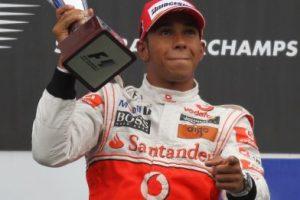 El 29 de agosto de 2010 se impuso en el GP de Bélgica Foto:Getty Images. Imagen Por: