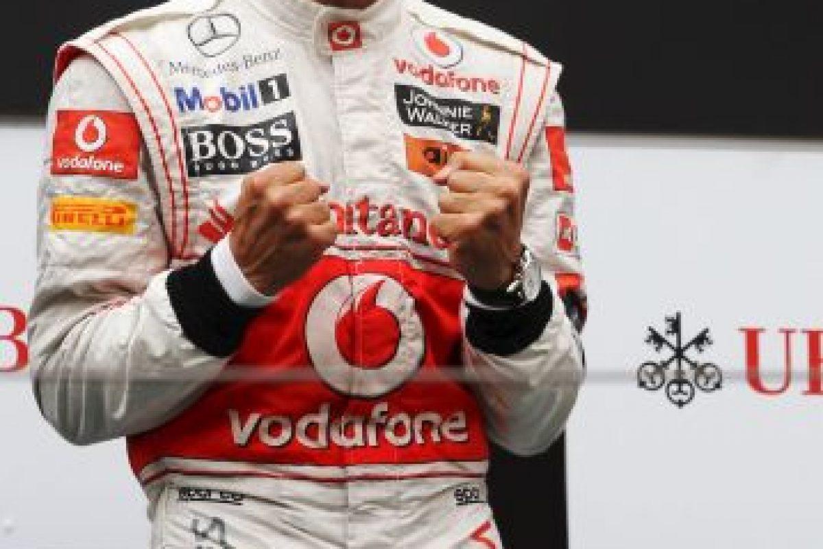 En 2011 partió el año venciendo en la tercera fecha del calendario, el GP de China Foto:Getty Images. Imagen Por: