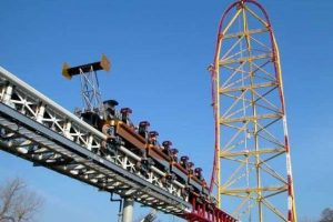 Top Thrill Dragster, Ohio, Estados Unidos Foto: Wikimedia. Imagen Por: