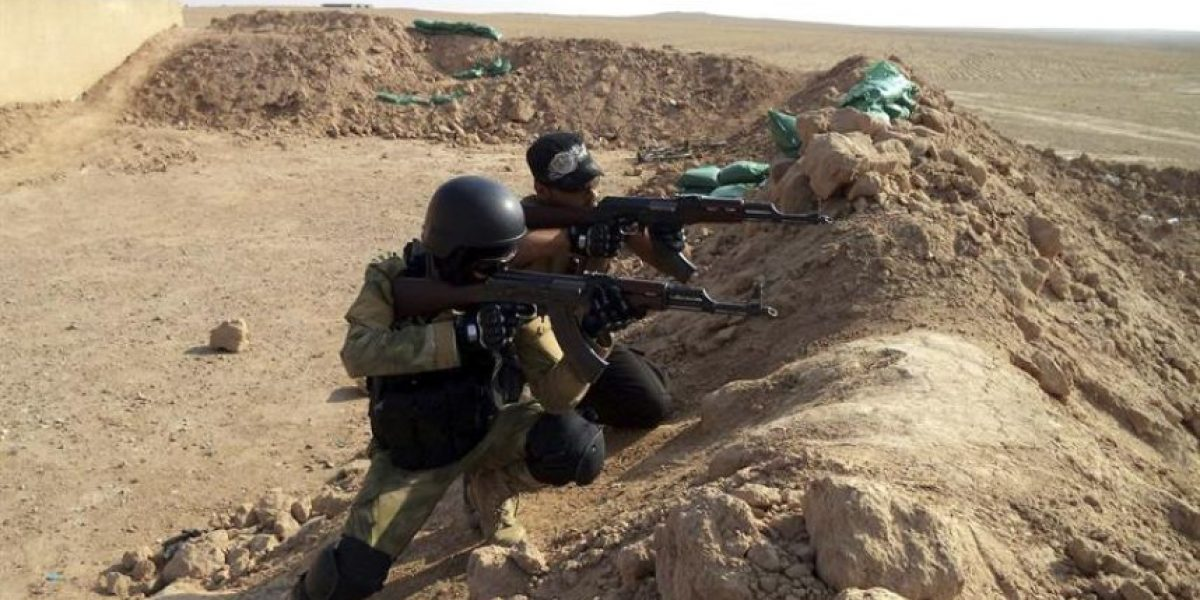 Mueren 91 yihadistas y 17 soldados locales en operaciones militares en Irak