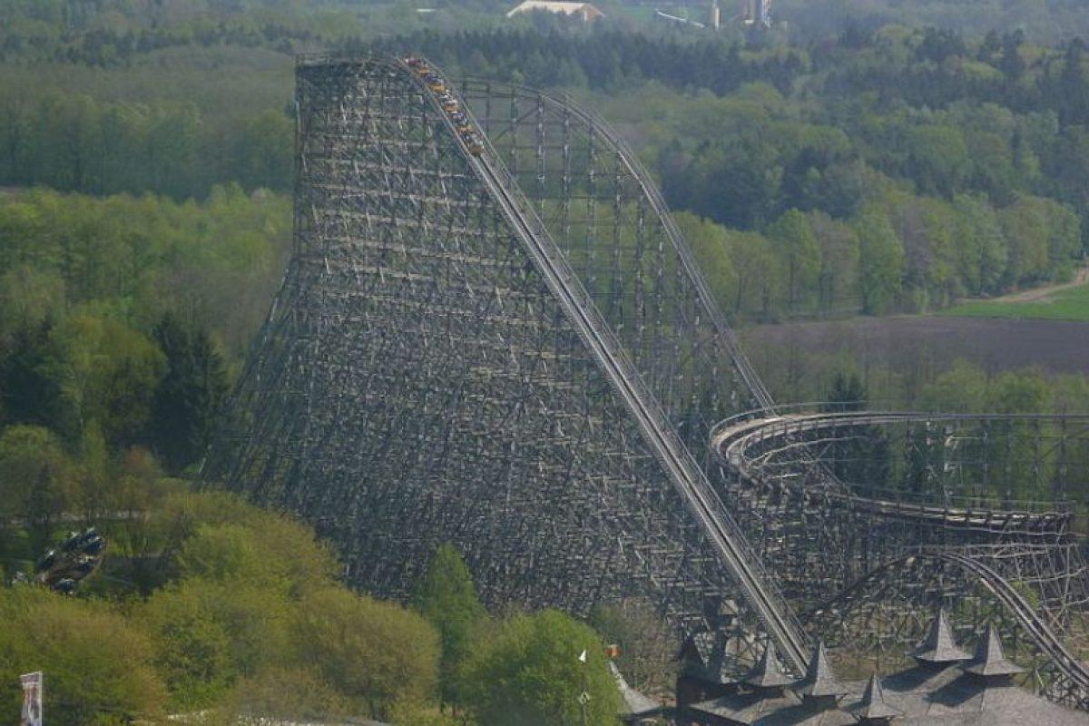 Colossos, Alemania Foto:Wikimedia. Imagen Por: