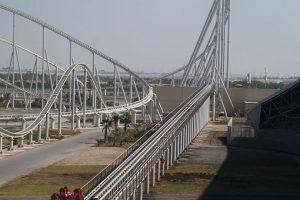 Formula Rossa, Emiratos Árabes Unidos Foto:Wikimedia. Imagen Por: