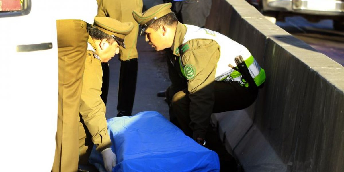 Libre y con firma mensual ante Carabineros quedó mujer que arrolló y causó la muerte a hombre de 71 años