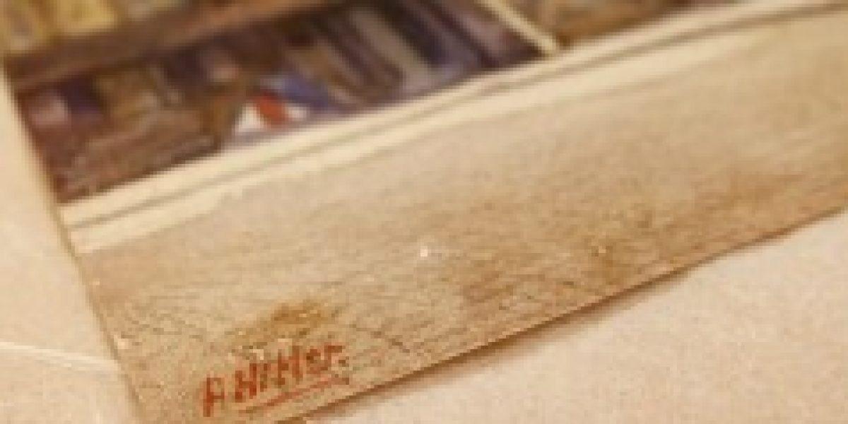 Subastan pintura hecha por Hitler en más de 160 mil dólares