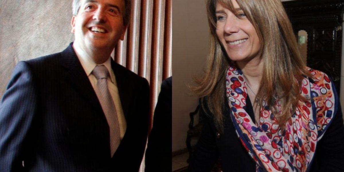 El empresario Jorge Rosenblut habría conquistado a la ministra Ximena Rincón