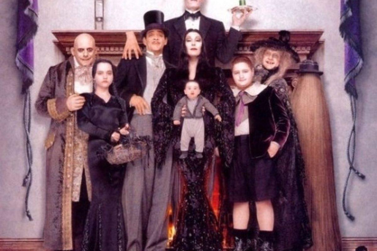 Es una familia inolvidable Foto:Paramount Pictures. Imagen Por: