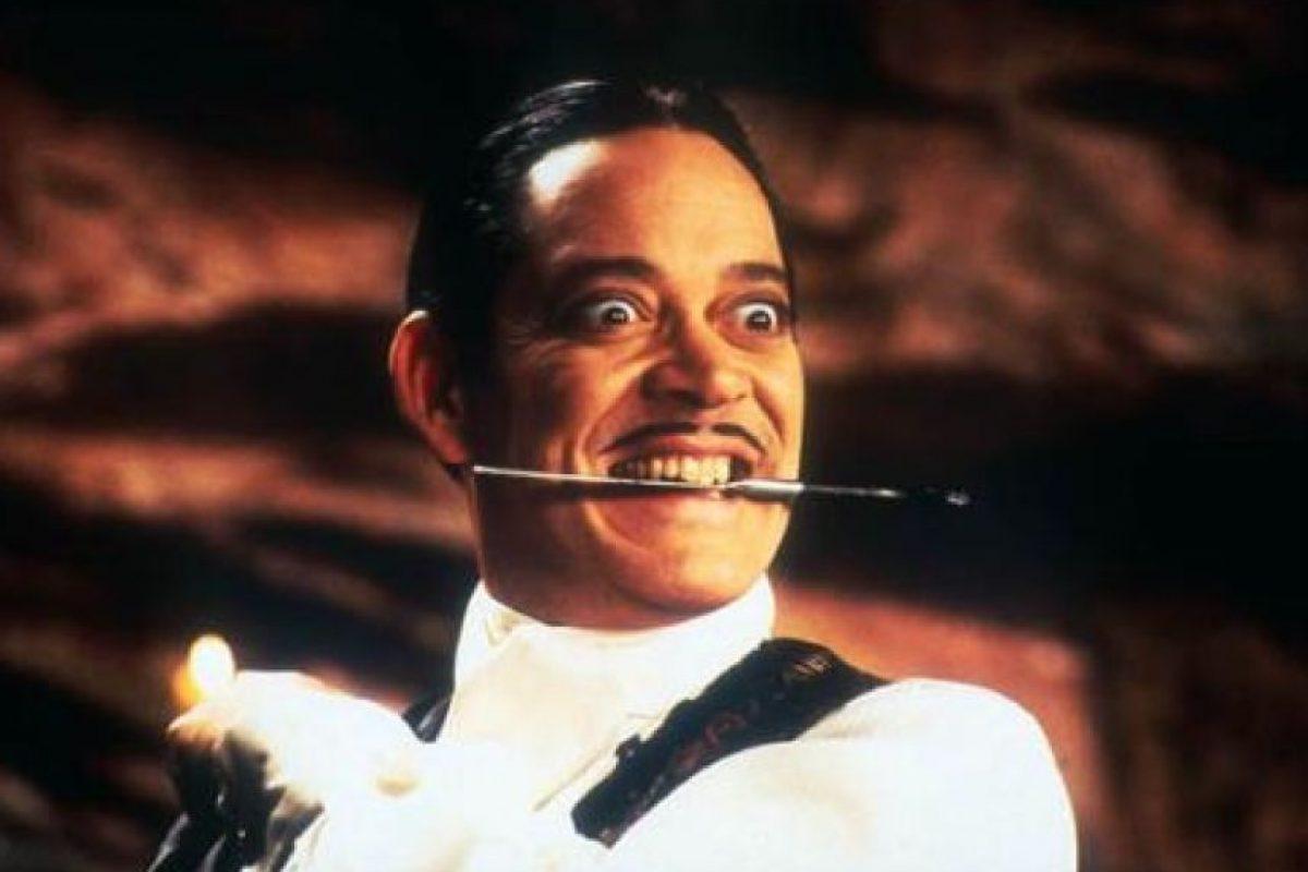 Homero Addams Foto:Paramount Pictures. Imagen Por:
