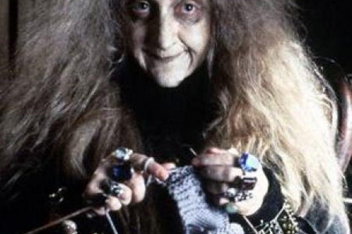 Abuela Addams Foto:Paramount Pictures. Imagen Por: