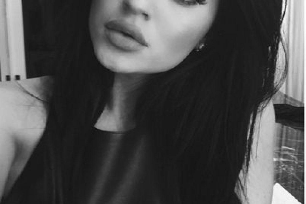 Su nombre completo es Kylie Kristen Jenner Houghton Foto:Instagram @kyliejenner. Imagen Por: