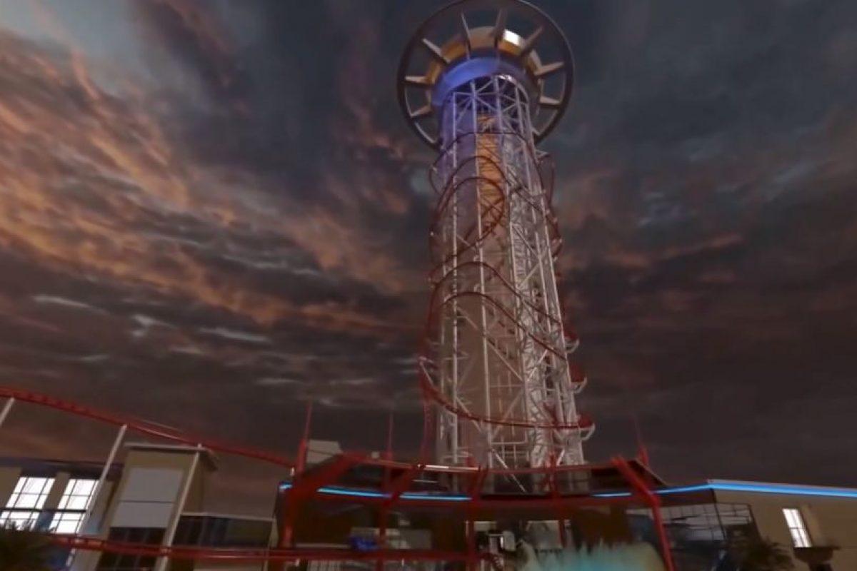 Alcanzará una velocidad de 105 kilómetros por hora (65 mph) Foto:YouTube/ animación. Imagen Por: