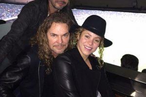Shakira, Fher Olvera y Sergio Vallín Foto:Instagram @shakira. Imagen Por: