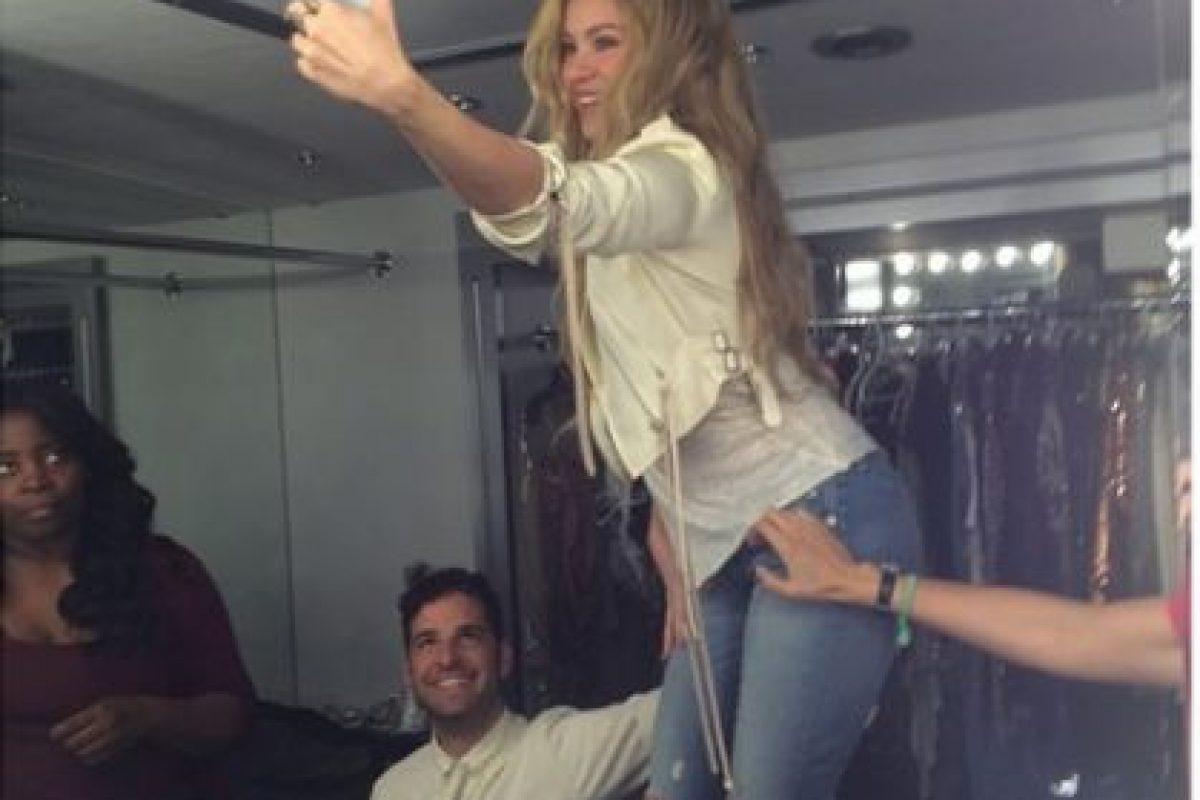 Es la hija única de William Mebarak Chadid, un estadounidense nacido en Nueva York de origen libanés —árabe—, emigrado a Colombia a los cinco años, y Nidia del Carmen Ripoll Torrado, una colombiana de ascendencia española e italiana Foto:Instagram @shakira. Imagen Por: