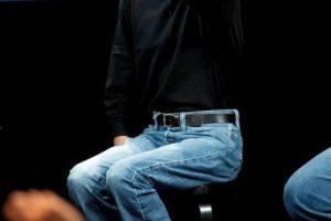 El cofundador de Apple, Steve Jobs Foto:Getty Images. Imagen Por: