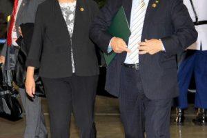 Dilma Rousseff: 2010, como presidenta electa. Foto:Getty Images. Imagen Por: