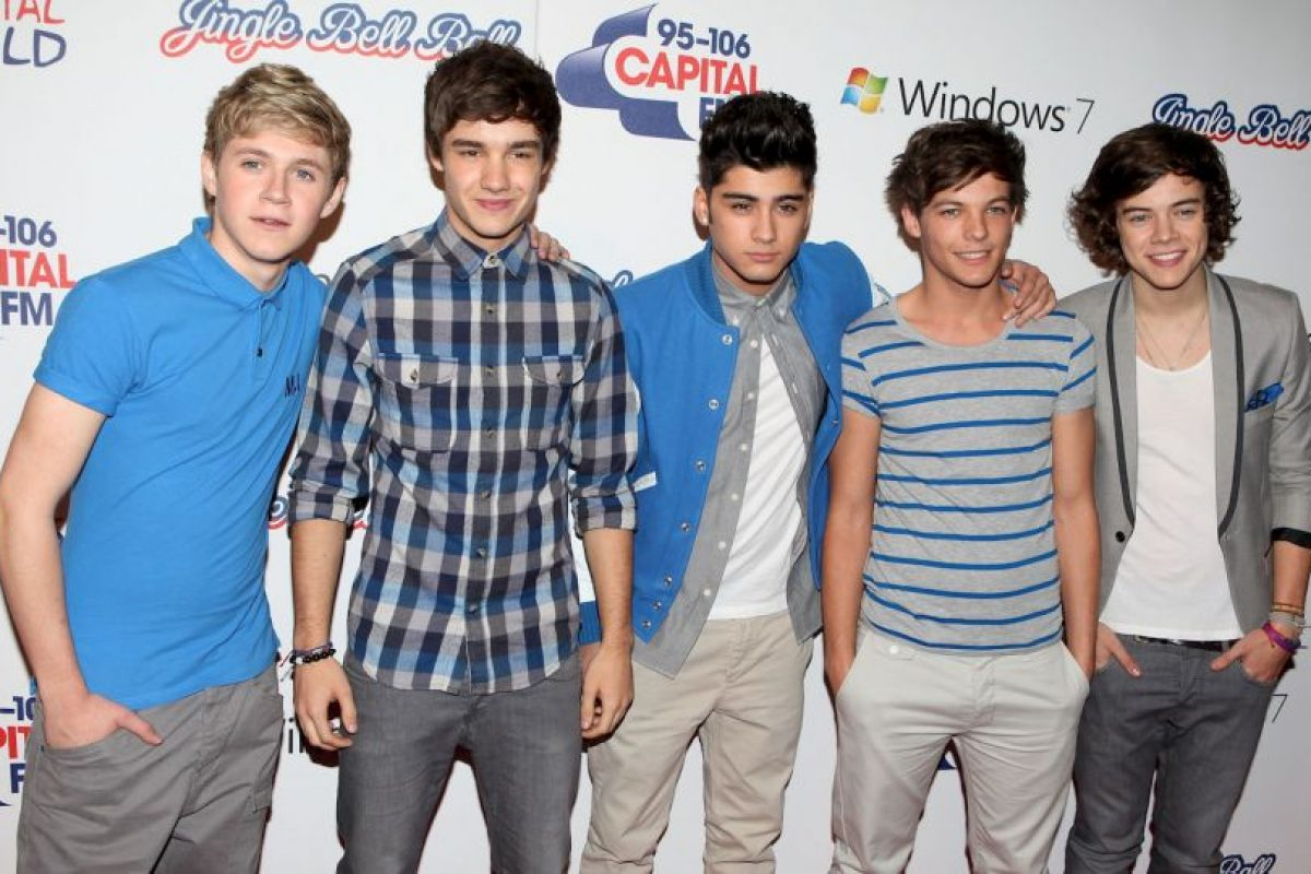"""One Direction"" Foto:Getty Images. Imagen Por:"