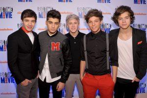 Esta compuesto por Niall Horan, Zayn Malik, Liam Payne, Harry Styles y Louis Tomlinson Foto:Getty Images. Imagen Por: