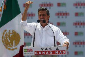 Enrique Peña Nieto: 2012 Foto:Getty Images. Imagen Por: