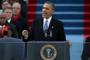 Barack Obama: 2013, inicio de su segundo mandato Foto:Getty Images. Imagen Por: