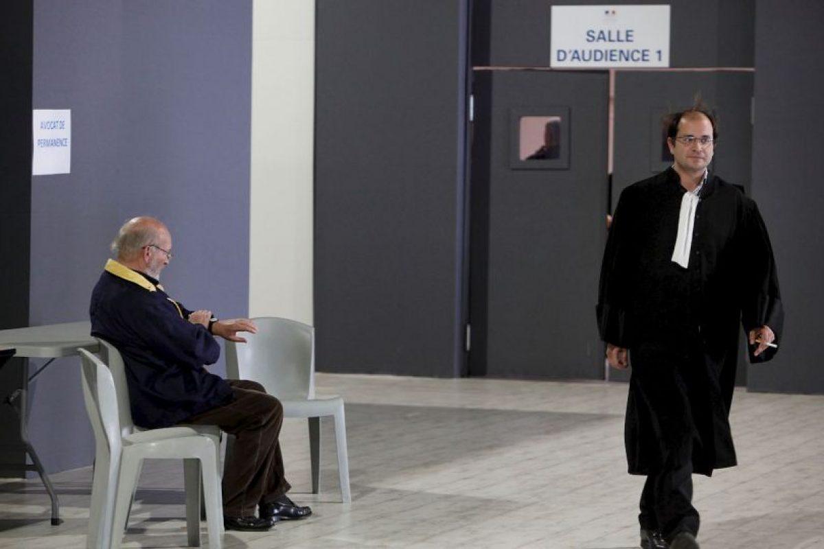 Jean-Claude Mas, fabricante de los polémicos implantes. Foto:Getty Images. Imagen Por:
