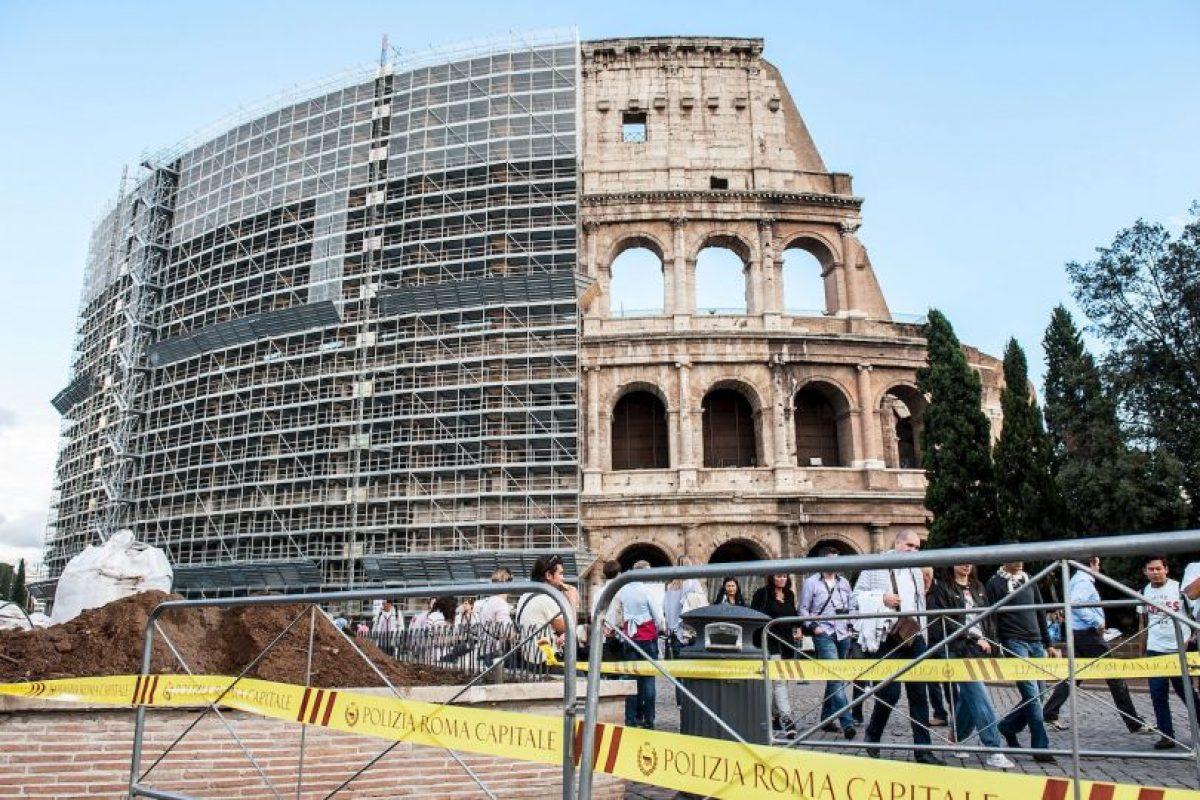 Es un anfiteatro construido en el Siglo I Foto:Getty Images. Imagen Por: