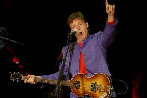 También ha sido sede de conciertos, como el ex Beatle Paul McCartney Foto:Getty Images. Imagen Por: