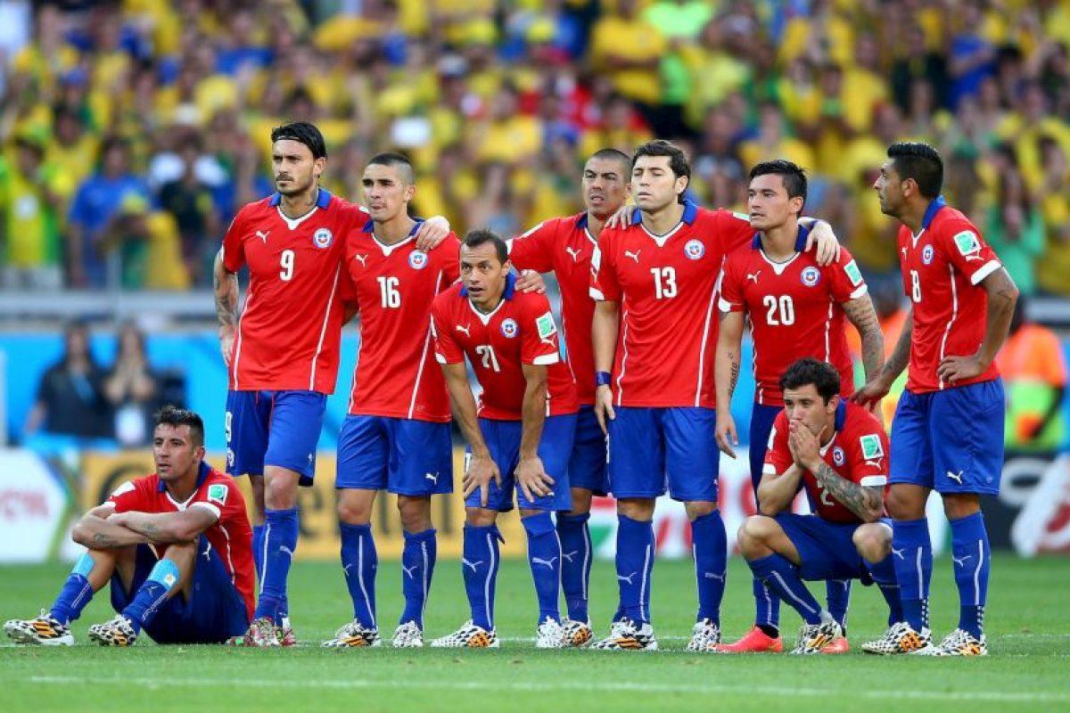 El anfitrión Chile parte como cabeza de serie del Grupo A Foto:Getty. Imagen Por:
