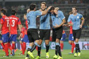 Uruguay también forma parte del Bombo 2 Foto:Getty. Imagen Por: