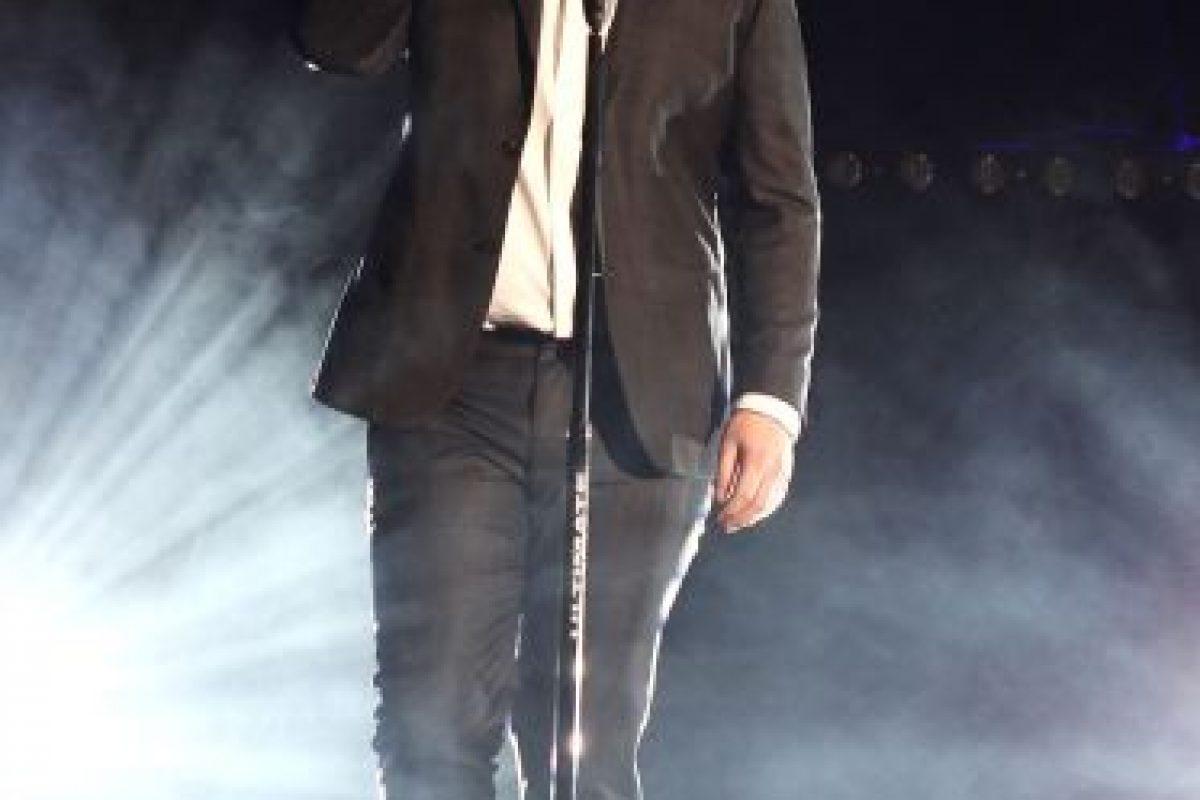Mejor Solista Pop Rock Varonil Foto:Getty Images. Imagen Por:
