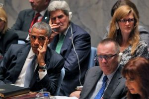 Cristina Fernández de Kirchnner: 2014, Asamblea General de las Naciones Unidas Foto:Getty Images. Imagen Por: