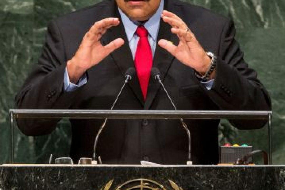 Nicolás Maduro: 2014 Foto:Getty Images. Imagen Por: