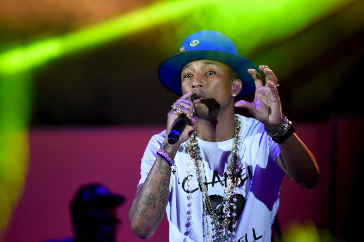 Pharrell Williams Foto:Getty Images. Imagen Por: