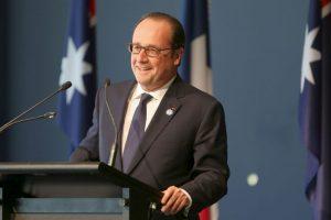 Francois Hollande: 2014, Presidente de Francia Foto:Getty Images. Imagen Por: