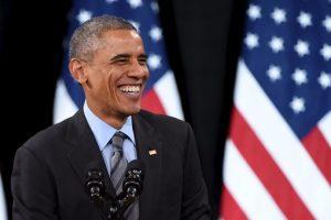 Barack Obama, 2014. Foto:Getty Images. Imagen Por: