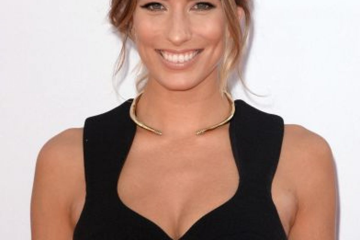 Renee Bargh, presentadora australiana de TV Foto:Getty Images. Imagen Por: