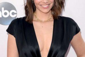 La actriz Lauren Cohan Foto:Getty Images. Imagen Por: