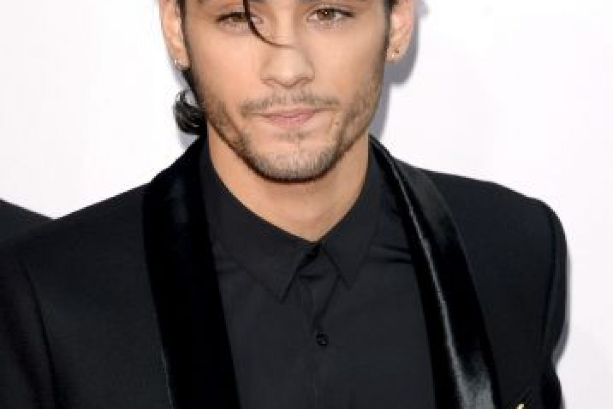 Efectivamente, Zayn no habló durante las dos primeras premiaciones de One Direction Foto:Getty Images. Imagen Por: