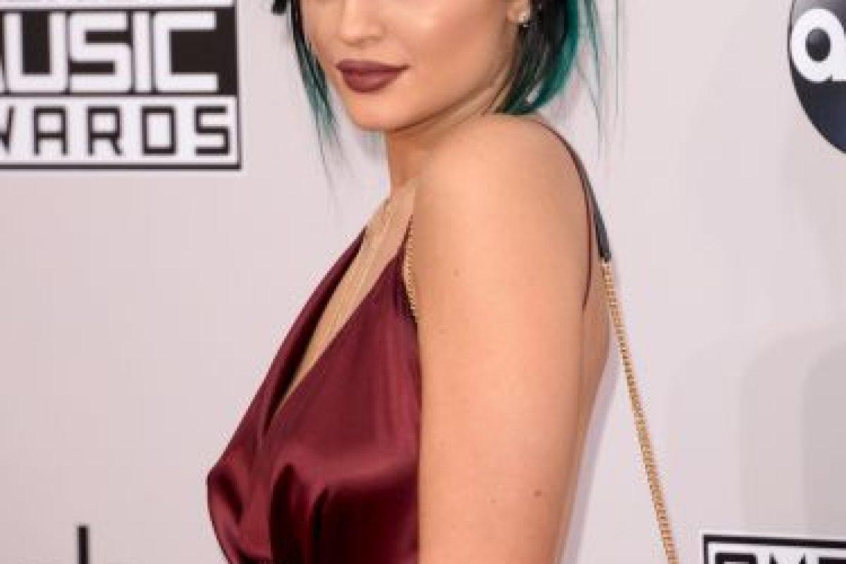 Kylie Jenner Foto:Getty Images. Imagen Por: