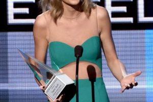 Premio Dick Clark a la excelencia Foto:Getty Images. Imagen Por:
