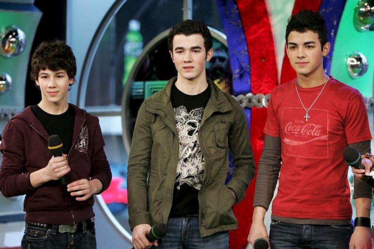 Kevin, Joe y Nick comenzaron su carrera en 2005 Foto:fanpop.com. Imagen Por: