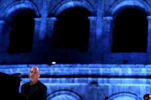 Y el cantante Billy Joel Foto:Getty Images. Imagen Por: