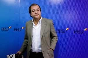 Francisco Vidal Foto:Agencia Uno. Imagen Por: