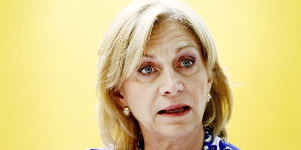 Secretaria general del PS acusa que Matthei siente
