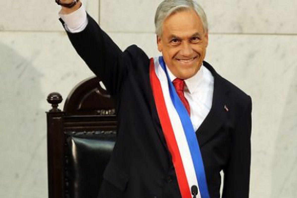 Sebastián Piñera Foto:Agencia Uno. Imagen Por: