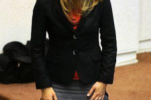 Ximena Rincón Foto:Agencia Uno. Imagen Por: