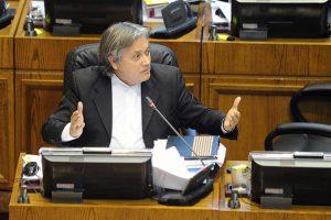 Alejandro Navarro, senador MAS Foto:Agencia UNO. Imagen Por: