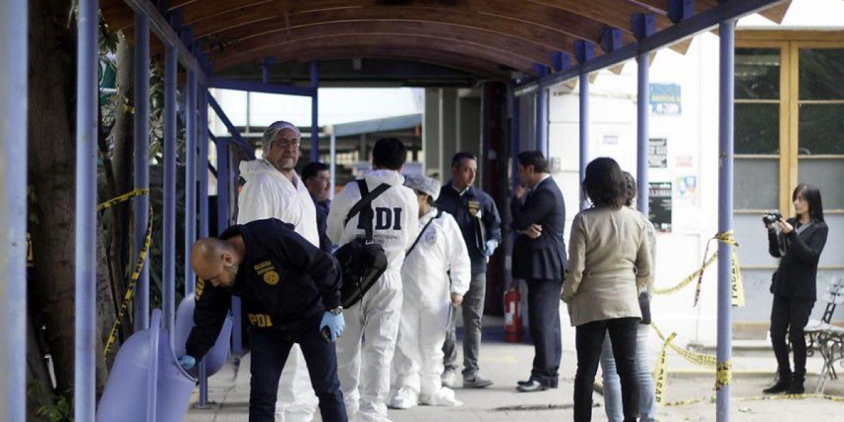 Ataque a la PDI: Encuentran al interior de universidad material utilizado